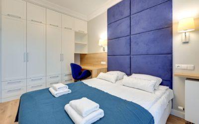 Apartament o powierzchni 74m2 ul. Rajska w Gdańsku